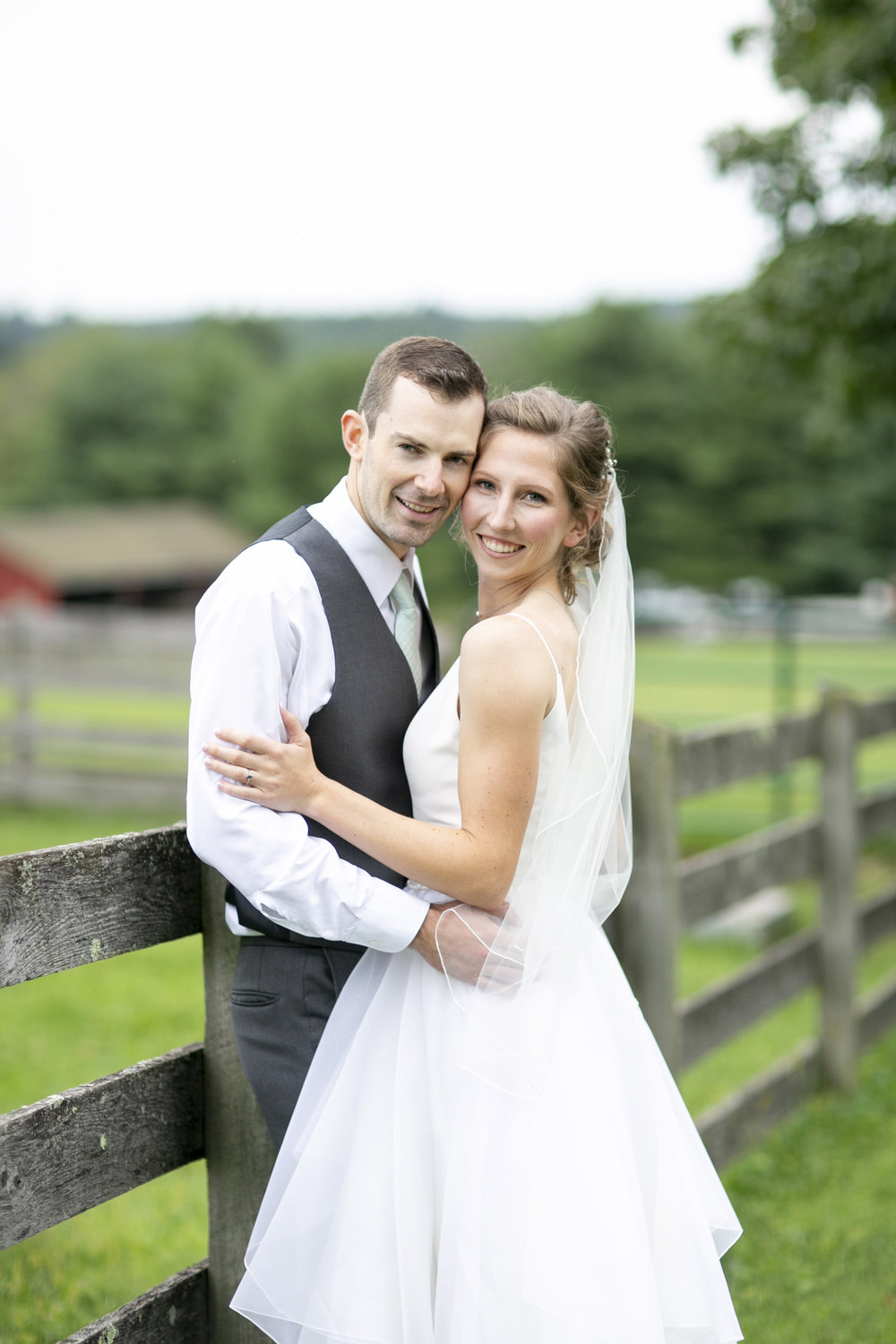 Springton Manor Farm Wedding