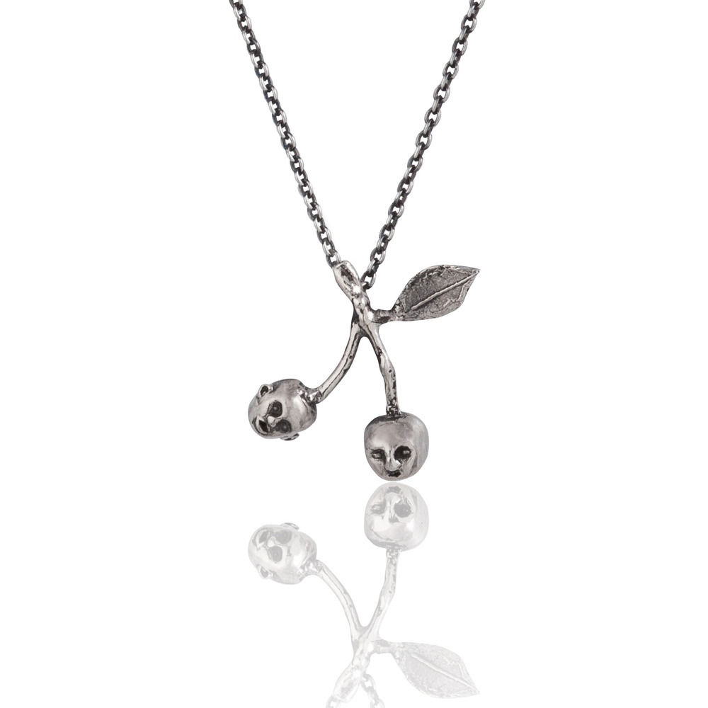 Cherry Brothers Necklace