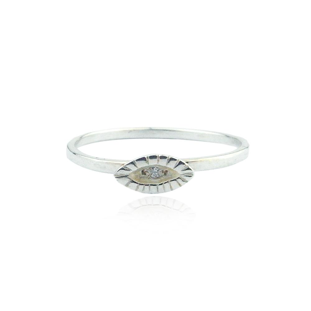 Momocreatura: Tiny eye ring | Jewelry > Rings -  Hiphunters Shop