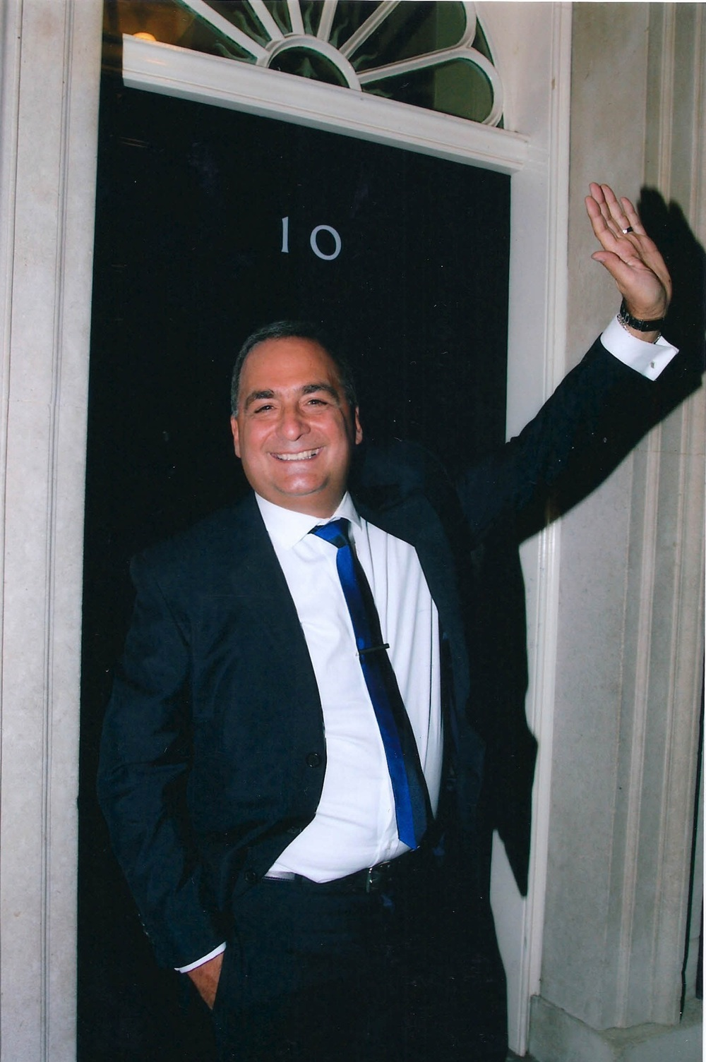 Colin Lester at Downing Street.jpg