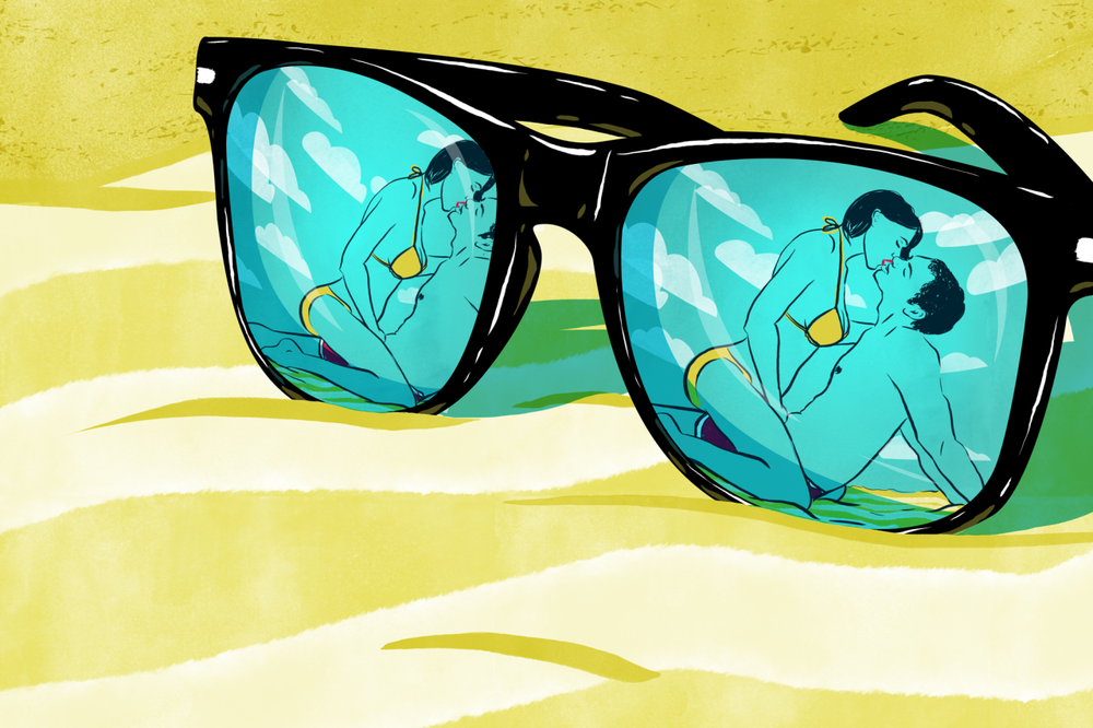 Seven Rules to a Regretless Summer Fling  for GQ