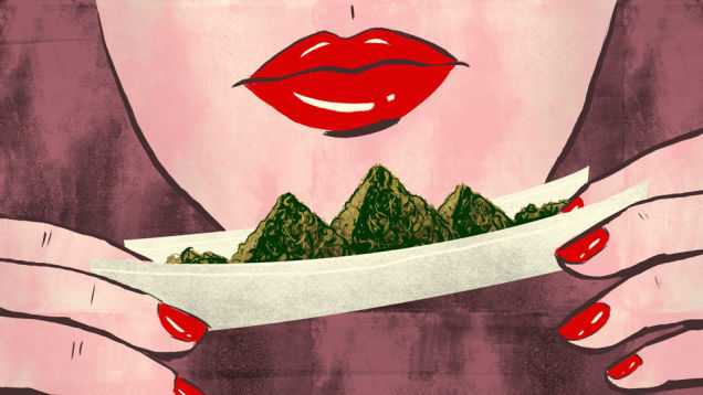 Weed Is Not for Women: A Dispatch From Cairo  for Jezebel