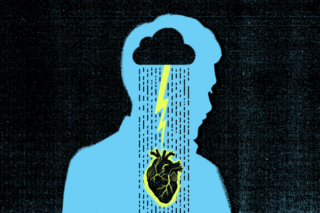 Pessimism is Lined to Higher Risk of Heart Disease Death in Men fo Vocativ