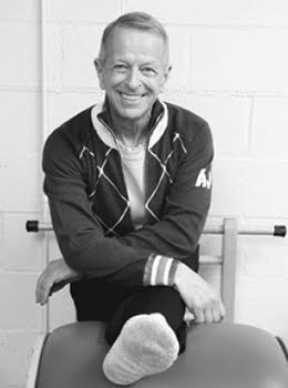 Jay Grimes - master teacherJay began his studies with Joe Pilates in the mid-sixties, and after Joe's death continued with Joe's wife, Clara, for another 10 years until her death. Jay began teaching in the original 8th Avenue studio in New York and has since taught all over the world. Jay danced professionally, ballet and Broadway for 18 years, and never had an injury. This he attributes entirely to Pilates.Jay is valued in the Pilates community for his experience, humility and integrity in maintaining the work of Joe Pilates. Over the years Jay's clients have ranged from stars of Broadway and Hollywood, music and opera, to politicians, businessmen and housewives, and Olympic athletes. He currently provides ongoing training to instructors, conducting workshops and master classes around the world
