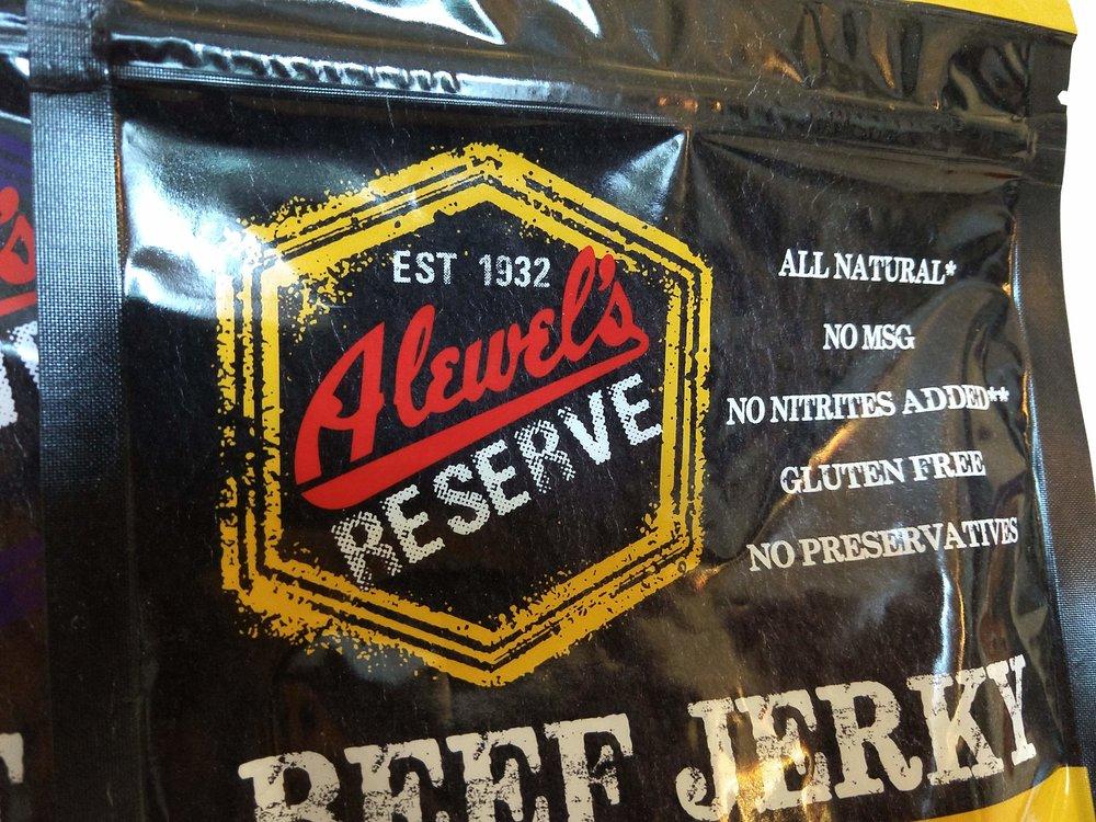 Alewel's Reserve Logo Design