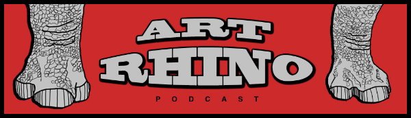 Art Rhino is the gateway wet-nurse between comedy and art. Enjoy as (self-proclaimed) comedy artist, Joel Frenzer, interviews artists from all backgrounds, from students to professionals and from professors to fictional.  Art Rhino - Arthur Rhinoceros's favorite comedy podcast about art.