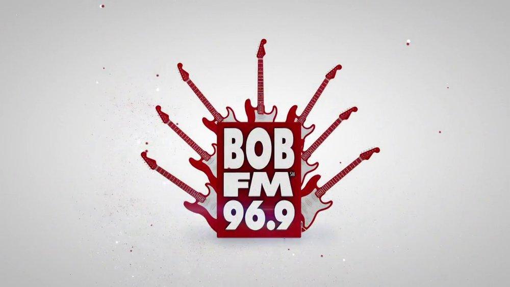 Verrassend Bob FM 96.9 — MARK RIZZO DESIGN GM-03