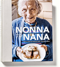 Nonna To Nana– a new book byJessie and Jacqueline DiBlasi.
