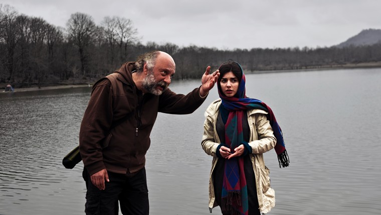 Saturday night film screening: Beguiled Cinema presents the Iranian film FISH & CAT.  Read more