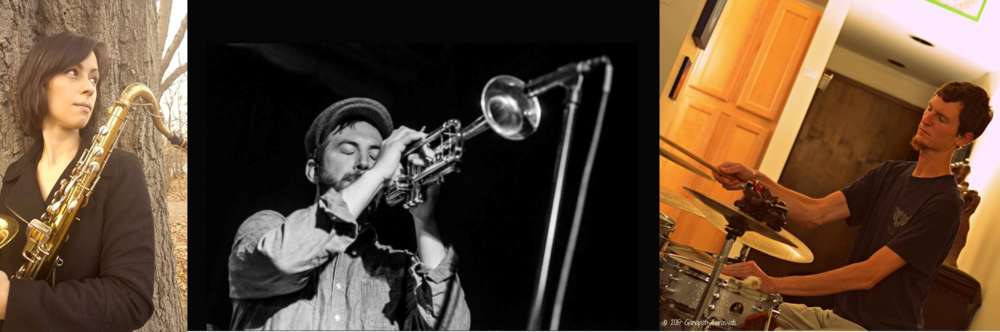 Friday night live at Transistor: Latin-inspired jazz from Malena Quartet and improvised drum & trumpet from Valentor // Fritcher Duo. Read more