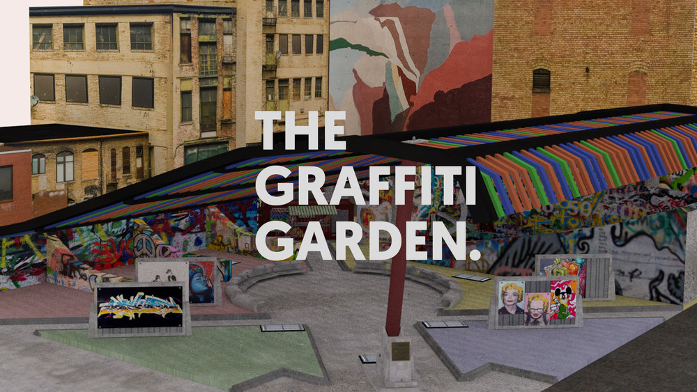 Case Study: The Graffiti Garden