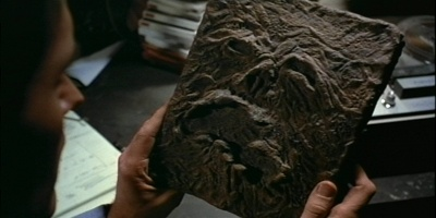 "The ""Necronomicon"" as seen in Sam Raimi's Evil Dead II."