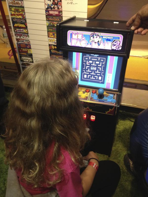Popcade's arcade goodness