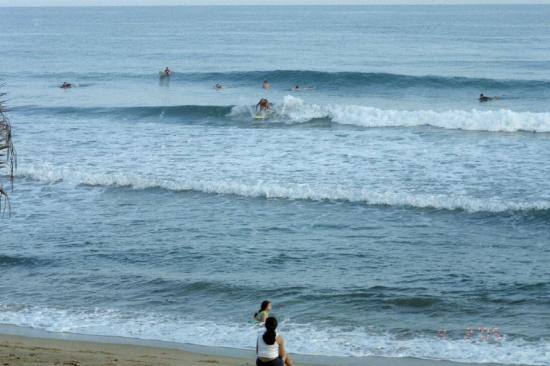 Sandy Beach / Antonio's waist high peelers
