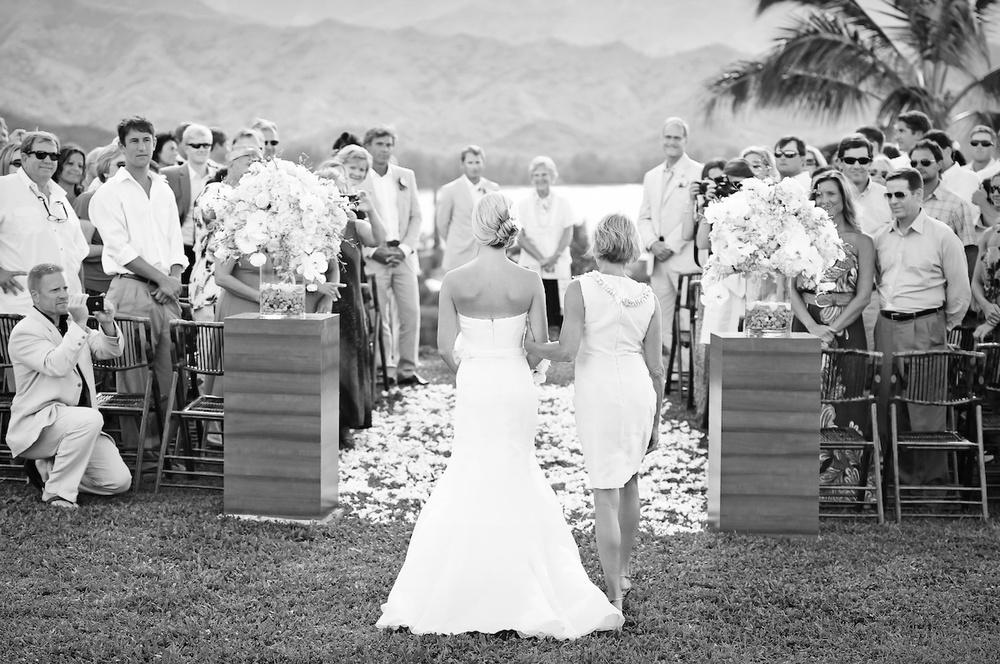Kauai Wedding Private Estate
