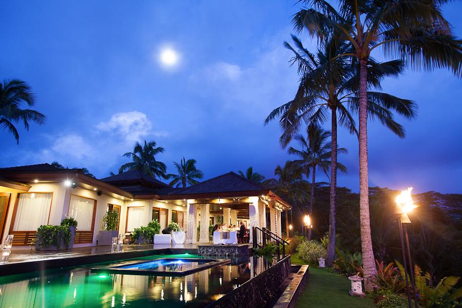 Kauai Private Estate wedding