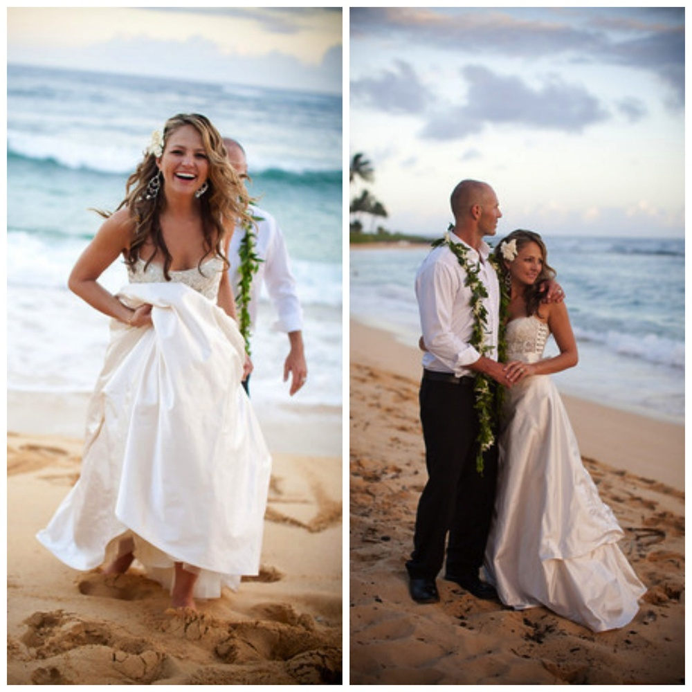 Kauai wedding