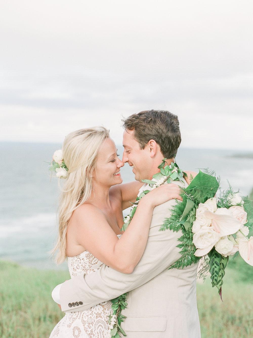 Rachel + Jeff Kauai Island, Julie Paisley Photography
