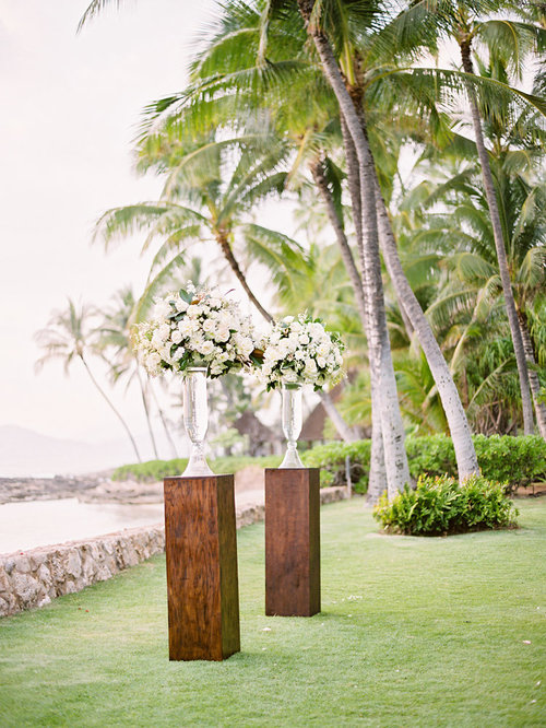 Alice + Brandon,  Published on Grey Likes Weddings  Oahu Island, Jana Dillion Photography