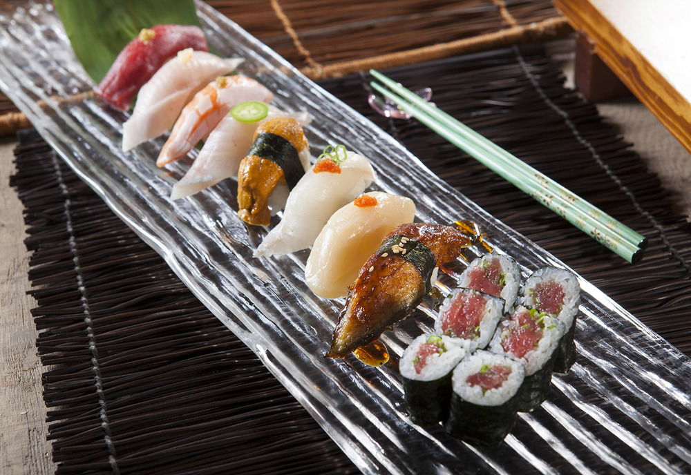 8pcs Deluxe Sushi Combo