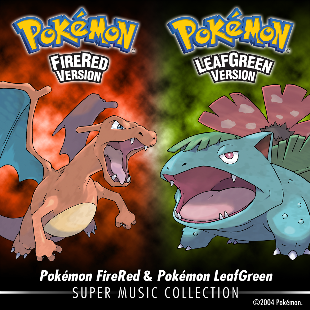 Pokémon FireRed and Pokémon LeafGreen Soundtrack Album Cover_2400px.png