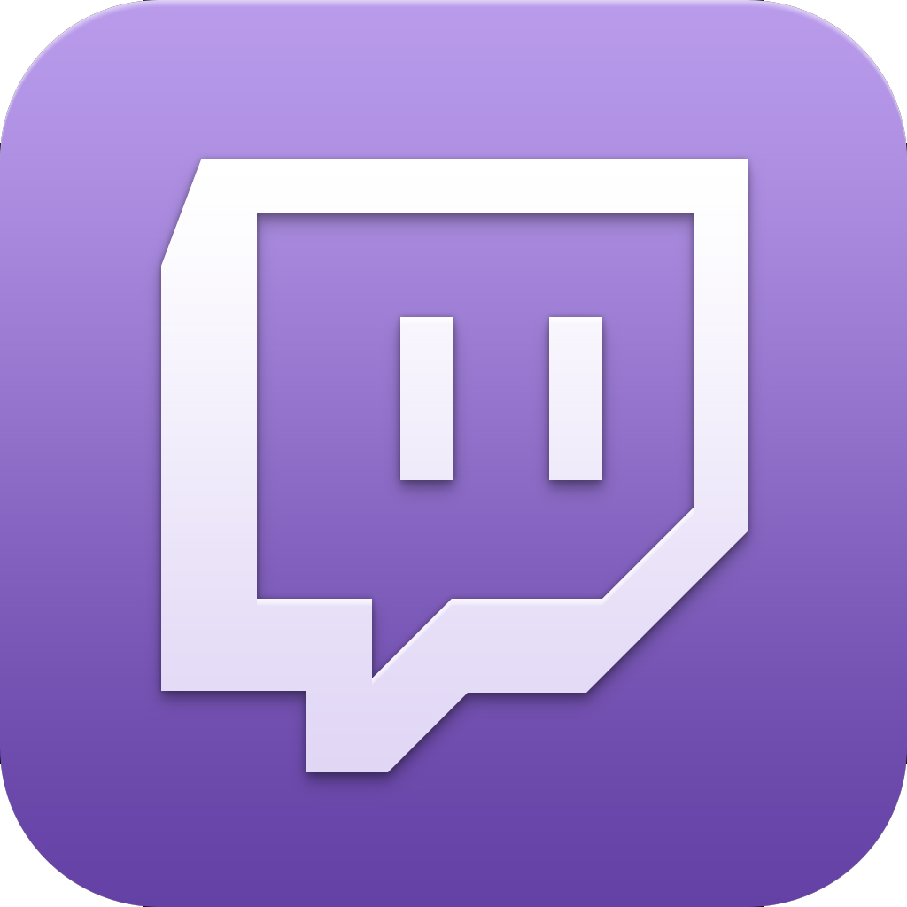 Twitch Icon Transparen... Twitch App Logo