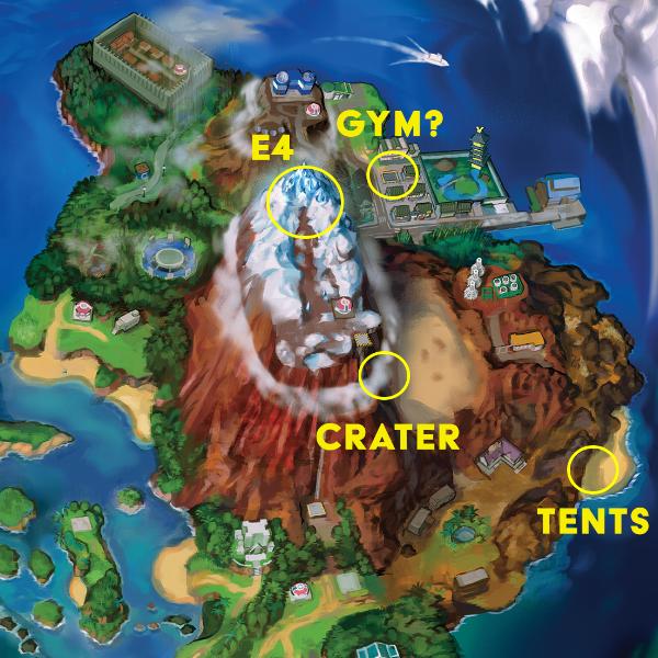 Pokemon World Map 2017.Comparing The Alola Maps It S Super Effective The Pokemon Podcast