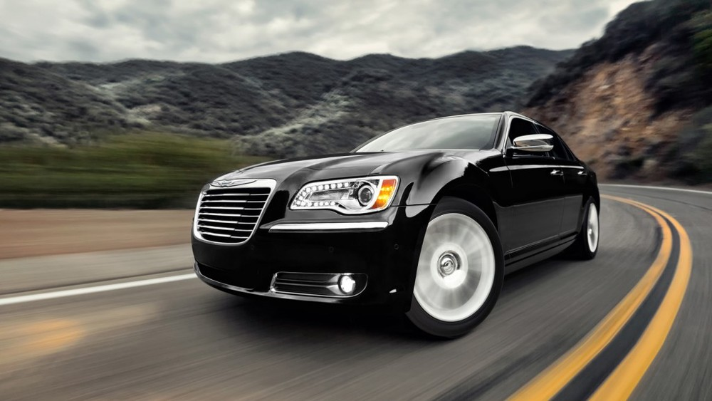 Travel in Luxury, in a 2013 Chrysler 300