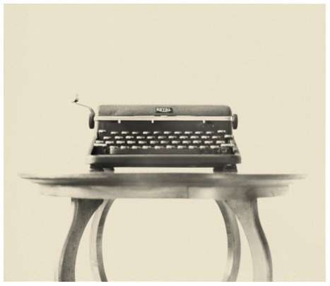 Jim Herrington Norman Mailer's Typewriter, 2000