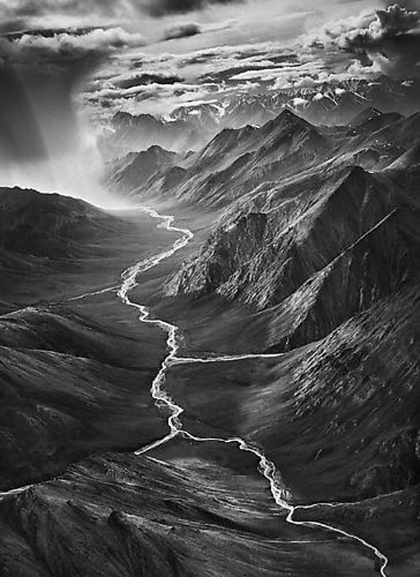 Sebastiao Salgado ,  The Eastern Part of the Brooks Range , 2009