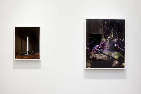 Barry Stone,  Many Worlds If Any , installation image courtesy of Klaus von Nichtssagend Gallery