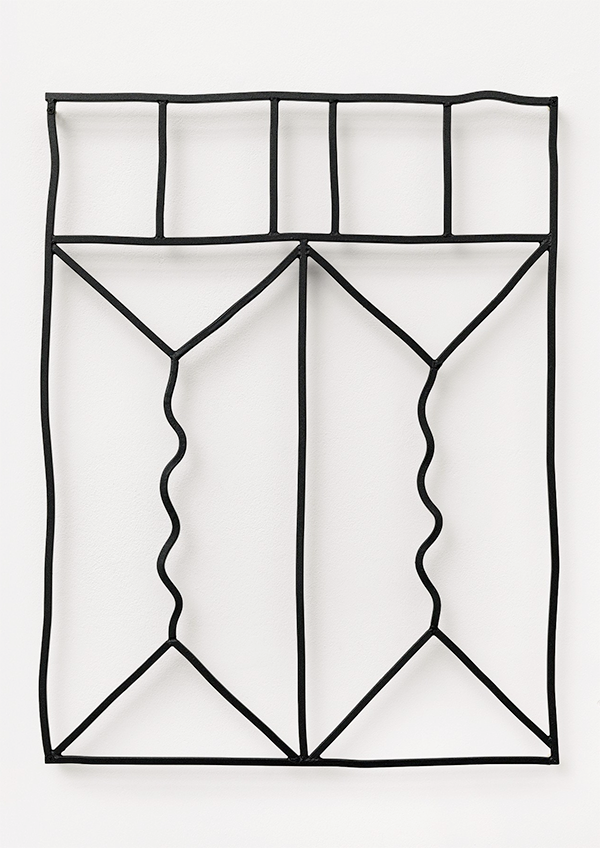 "[Valentin Carron, ""Membrane"", 2009. Courtesy Galerie Eva Presenhube]"