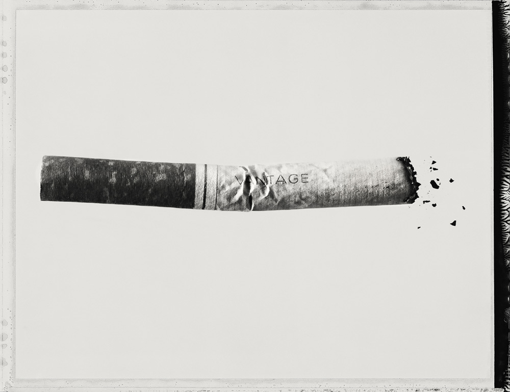 Jim Herrington Betty Davis' Cigarette, 1999