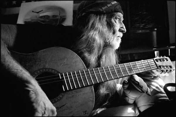 Willie Nelson , Beverly Hills, 2007
