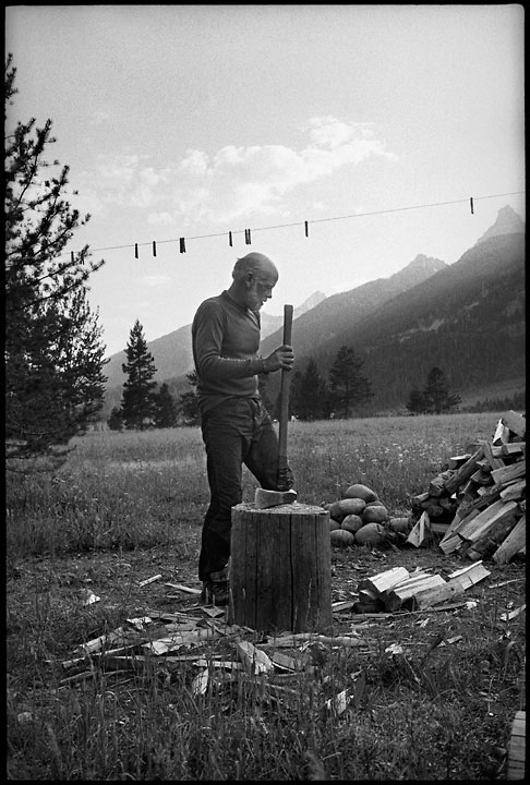 Chuck Pratt , Jackson Hole, WY, 2006