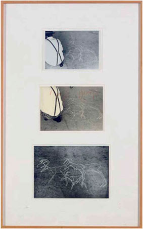 Joseph Beuys, Untitled (6 works) (+3 others, chromogenic prints; 9 works), gelatin silver