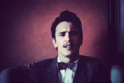 James FRANCO,  Bill & Tenn , 2007 (video still)