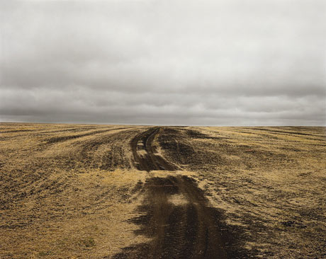 Bart Michiels,  Kursk 1943, Prokhorovka, Hill 226.6  , 2008, chromogenic print, 42″ x 50″, edition of 5