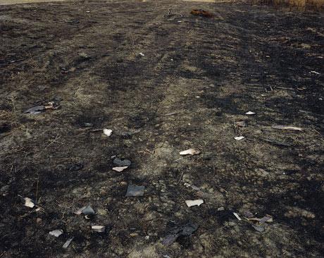 Bart Michiels, Stalingrad 1942, Mamaev Kurgan V , 2008, chromogenic print, 42″ x 50″, edition of 5