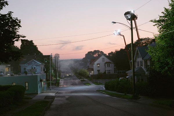 Gregory Crewdson,  Untitled Projection Still from Beneath the Roses , 2007, inket print, 17 x 22″, AP 2 of Edition of 20 + 5 APs. Value: $5,000
