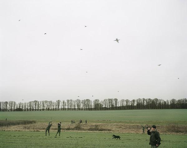 "Trine Søndergaard & Nicolai Howalt, Fiskedammen/The Fish Pond, 2005, 25 x 31 1/2"" Ed.1/5+2AP / 47 x 59"" Ed 1/5+2AP / 63 x 79"" Ed 1/3+2AP"