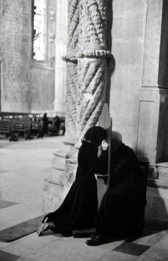 Henri Cartier-Bresson, Lisbon, Portugal, 1955, Gelatin Silver Print