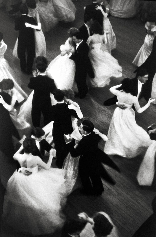 Henri Cartier-Bresson,  Queen Charlotte's Ball, London, England , 1959, Gelatin Silver Print