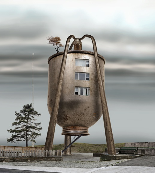 Oil Can Residence, 2008