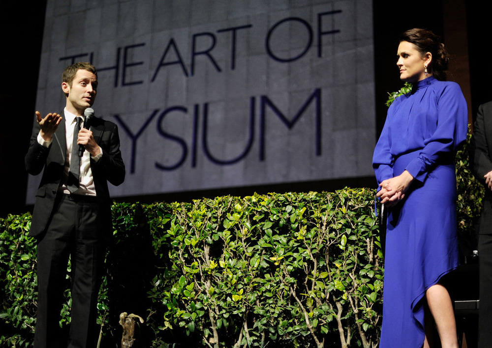 THE ART OF ELYSIUM BENEFIT GALA Heaven  Los Angeles, CA January 2012