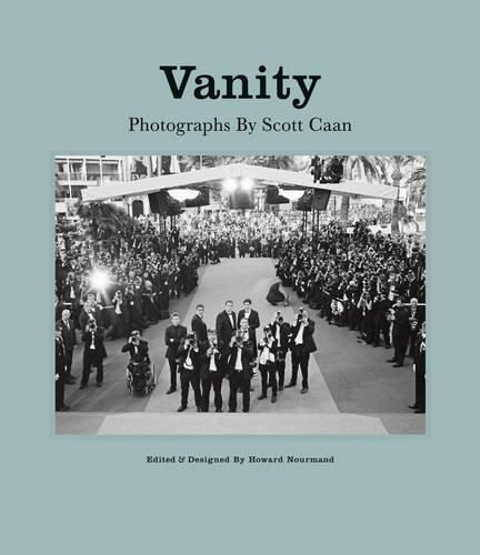 Scott Caan. Vanity, book cover. Courtesy of Martha Otero Gallery.