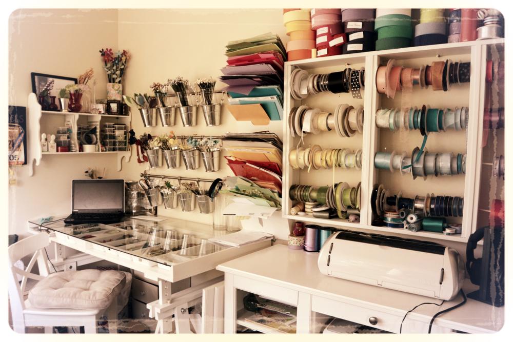 Paper Flower Studio