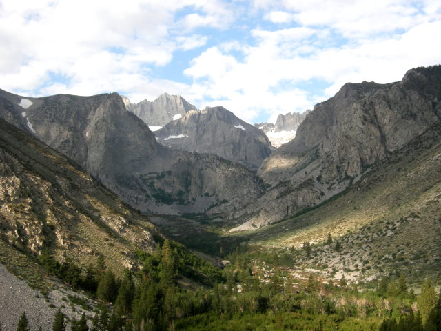 Big Pine Creek Canyon