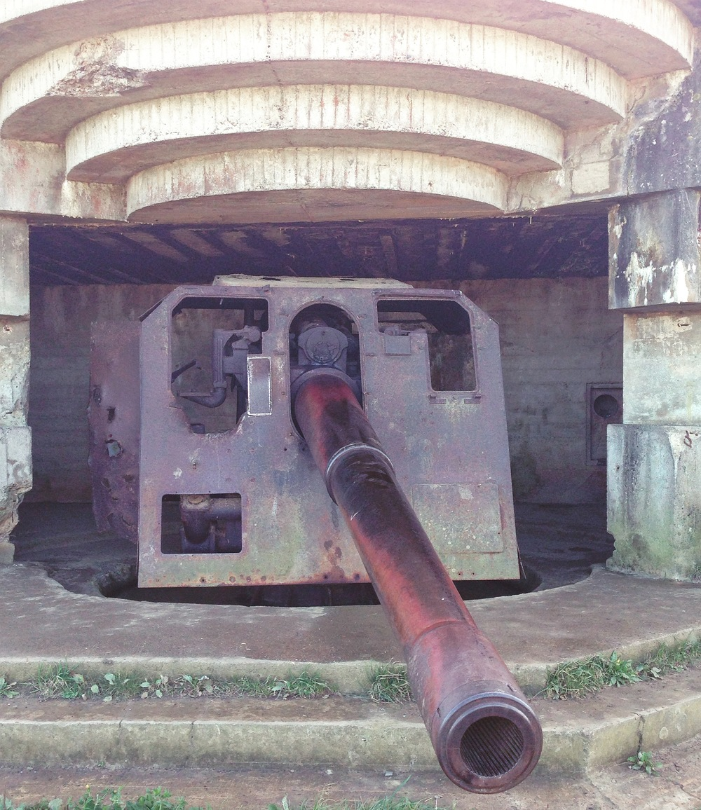 German Battery, Longues-sur-Mer