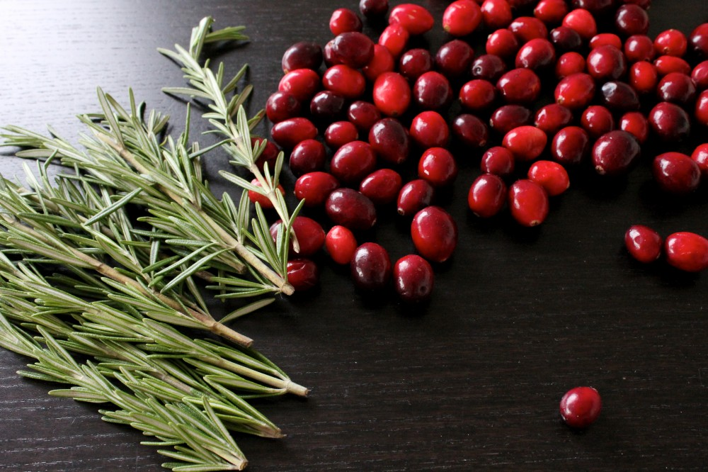 Cranberry sauce isn't just for turkey it combines very well with any cold meats and hot stews.